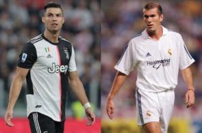 Top 5 stars who played for Real Madrid & Juventus