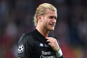 Loris Karius, Real Madrid v Liverpool