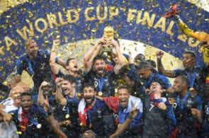 Olivier Giroud, World Cup