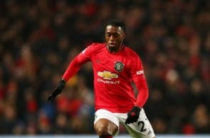 Aaron Wan-Bissaka, Manchetser United