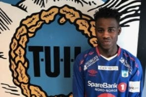 Who is George Lewis? The Norwegian star on Arsenal's radar