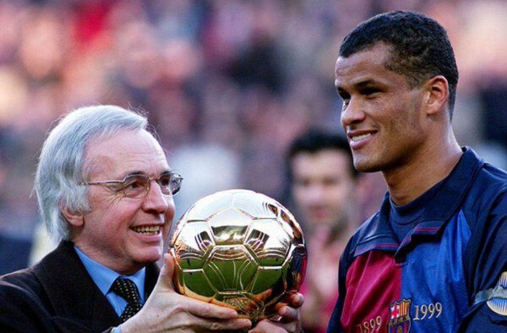 Rivaldo Ballon d'Or