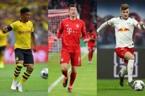 Bundesliga, Bayern Munich, Borussia Dortmund, RB Leipzig