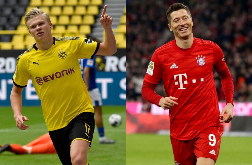 Predicted Xi Borussia Dortmund Vs Bayern Munich Ronaldo Com