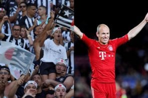 Botafogo, Robben