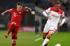 Bayern Munich, Fortuna Dusseldorf