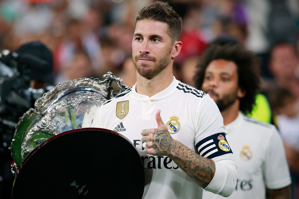 What is Sergio Ramos' net worth? All you need to know here