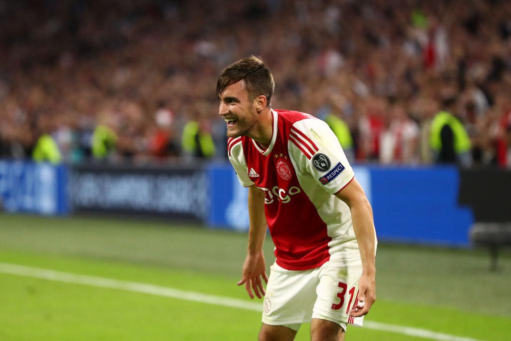 Nicolas Tagliafico, Ajax