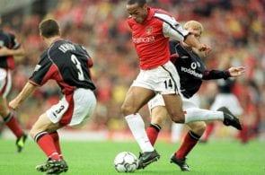 Henry, Arsenal