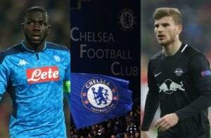 Top 5 transfer targets for Premier League giants Chelsea this summer