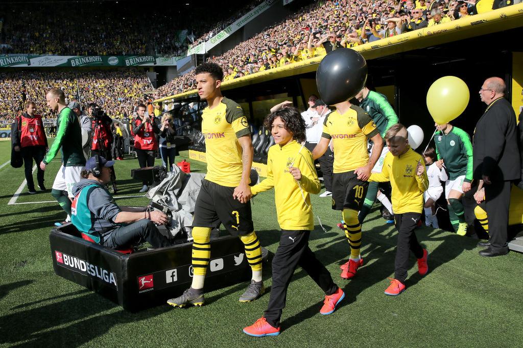 Borussia Dortmund, Wolfsburg