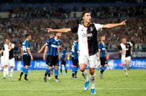 Ronaldo, Serie A
