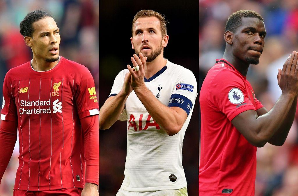 Top 10 Richest Premier League Footballers In 2020 Ronaldo Com