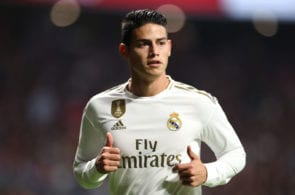 3 transfer options for James Rodriguez this summer