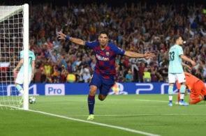 Suarez, barcelona
