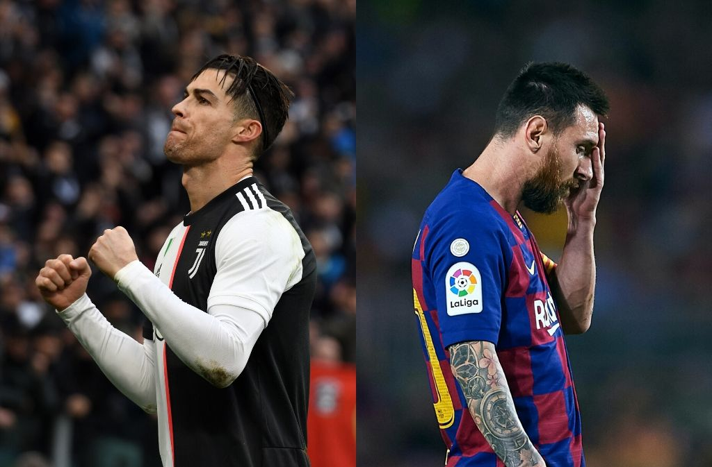 5 top managers who think Ronaldo is better than Messi