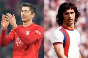 Can Lewandowski still break Muller's Bundesliga goal record?