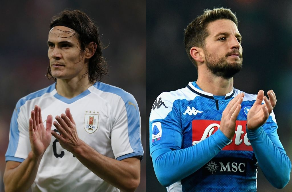 Top 5 transfer targets for Inter Milan this summer