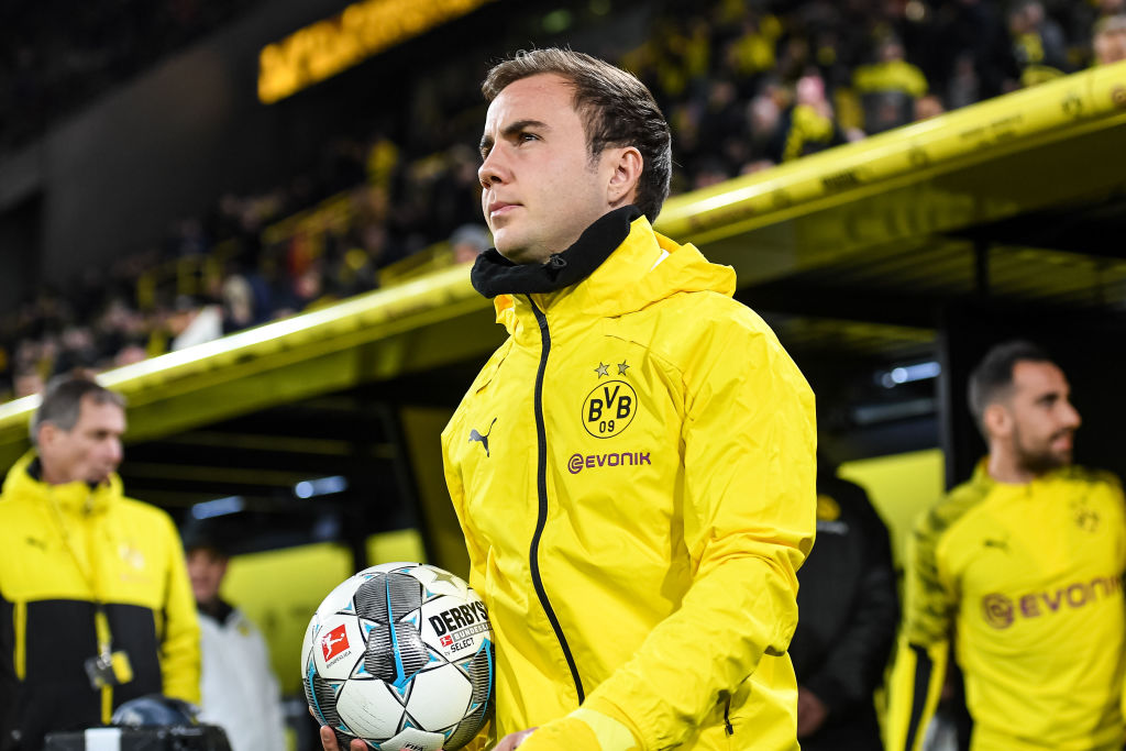 5 possible new clubs for Mario Gotze this summer