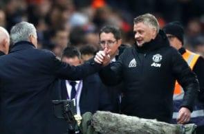 solskjaer, Mourinho