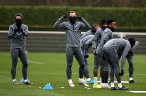 Tottenham Training Session