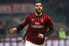 Theo Hernandez, AC Milan