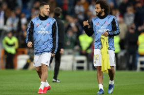 Hazard, Marcelo, Real Madrid