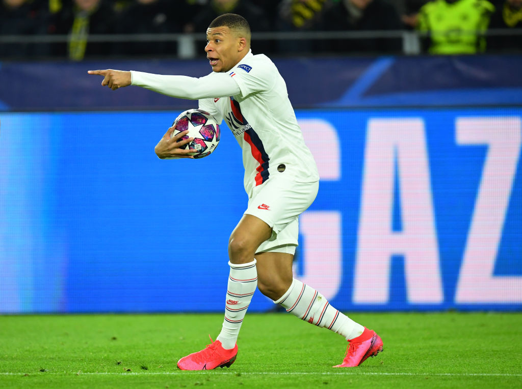 Ligue 1 Golden Boot