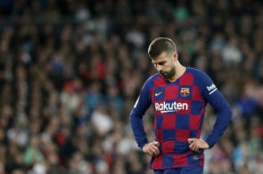 Gerard Pique, FC Barcelona