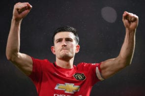 Premier League top defender Harry Maguire