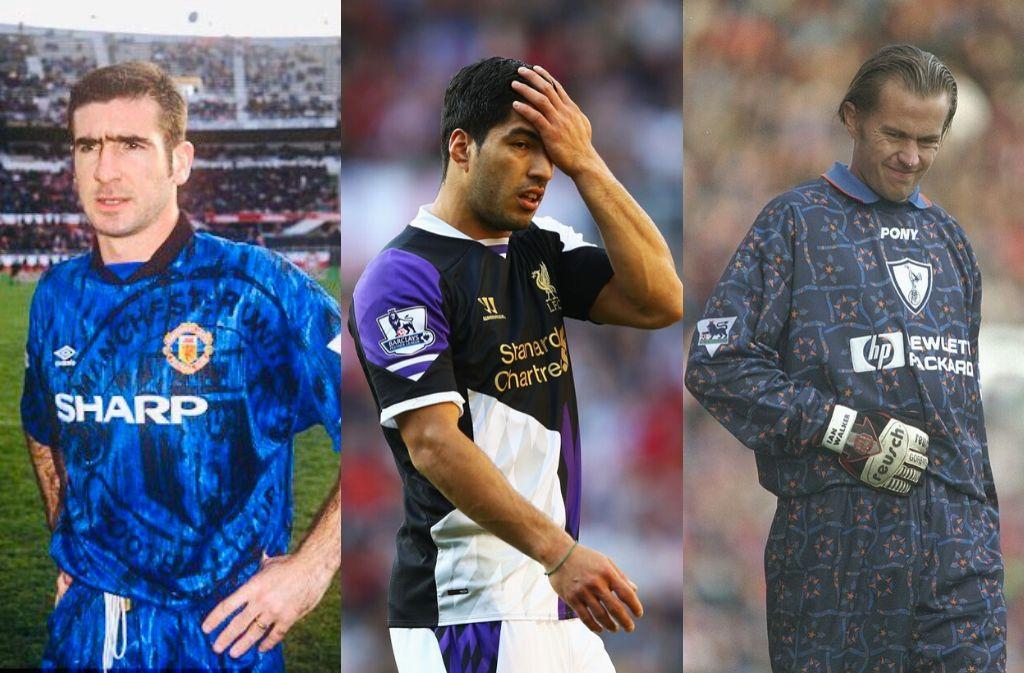 Top 10: The worst Premier League shirts ever seen