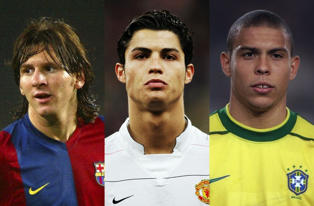 Top 10 goalscorers under the age of 21 for club and country