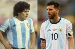 5 legends who think Diego Maradona is better than Lionel Messi