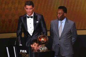 Ronaldo, Pele