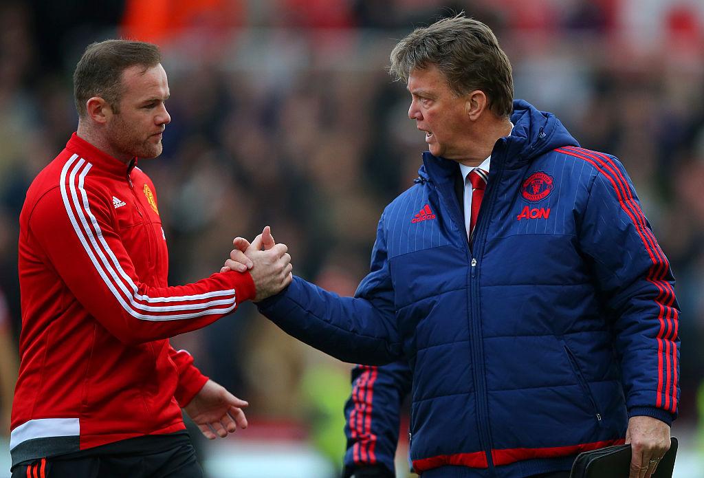 Rooney, Van Gaal