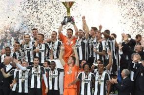Juventus. Serie A