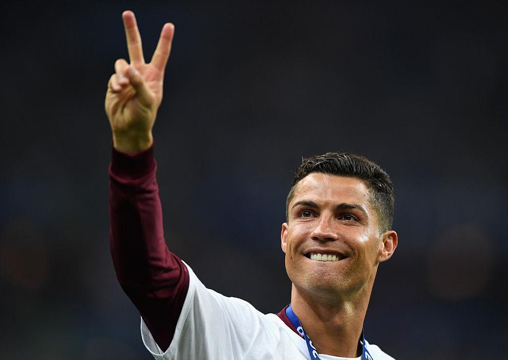 Cristiano Ronaldo, Portugal, Euro 2016