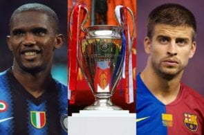 The 4 players to win back-to-back UEFA Champions Leagues with different clubs