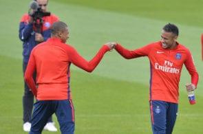 Mbappe, Neymar