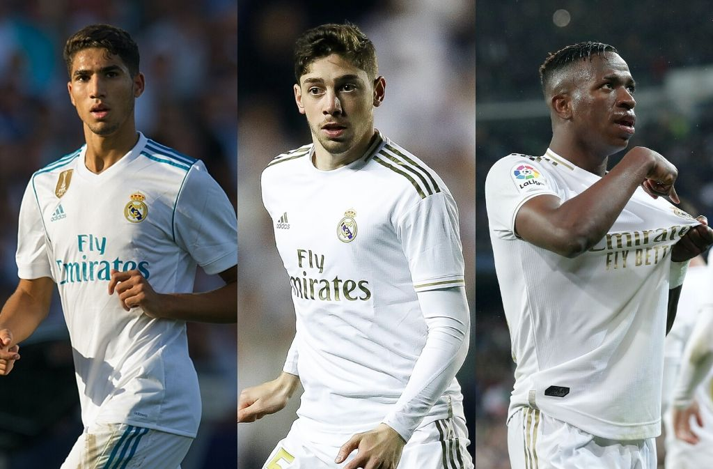 Top 9 Real Madrid wonderkids for the future