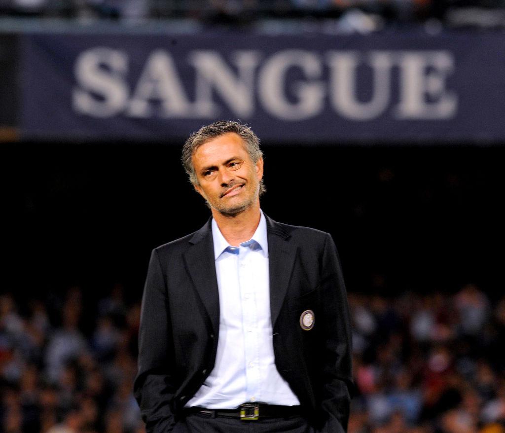 Jose Mourinho, Inter Milan