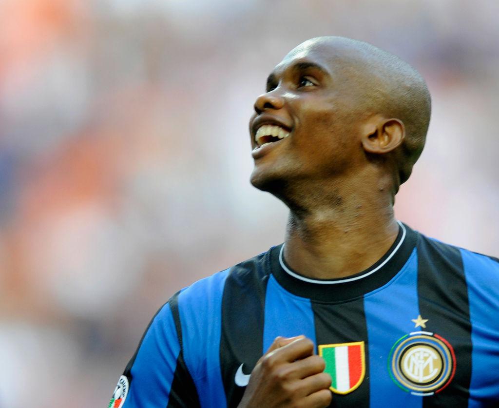 Samuel Eto'o, Inter Milan