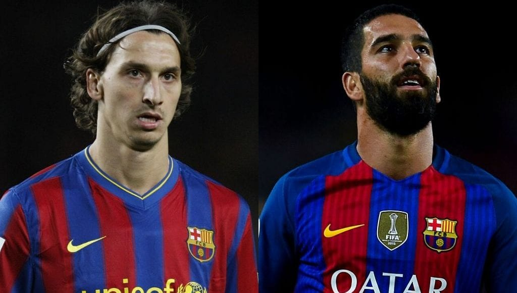 Top 5: FC Barcelona's worst signings of all-time