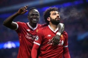 Salah, Mane Liverpool