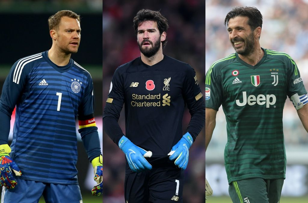 Top 10 most expensive goalkeepers in football history
