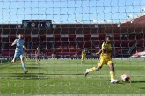 Eddie Nketiah, Southampton vs Arsenal