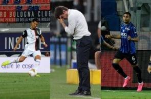 Juventus, Inter, Atalanta