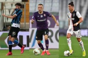 Inter Milan, Juventus, Franck Ribery, Serie A