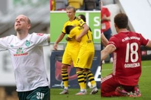 Davy Klaasen, Erling Haaland, Bayern Munich