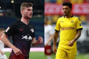 RB Leipzig, Borussia Dortmund